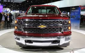 first look 2014 chevrolet silverado and gmc sierra automobile