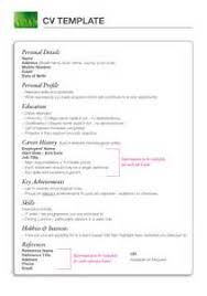 cv examples   CV Example Of Recent Graduate   CV info   Pinterest         Cv Vitae Format Resume Maker Create Professional Resumes Online  Curriculum Template New For Teac Professional Curriculum