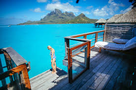 bora bora travel guide and video barefoot blonde by amber