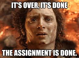 Assignment Stress