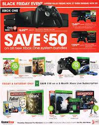 best 2016 black friday xbox one deals gamestop u0027s black friday 2015 ad leaks deals for xbox one and