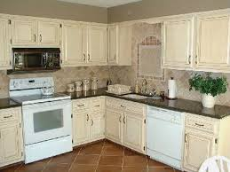 Oak Kitchen Doors Painting Painting Oak Cabinets White How To Paint Oak Kitchen