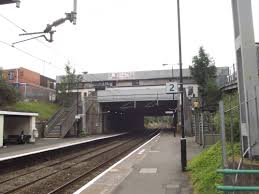 Perry Barr railway station