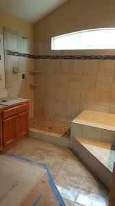 Bathroom Tile Installation by Portfolio Dennis Daum Tile Repair And Installation