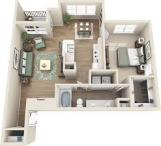 Two Bedroom Apartment Floor Plans One And Two Bedroom Apartments In Colorado Springs Co