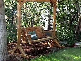 Best Price For Patio Furniture by Wooden Patio Swing Awesome Patio Furniture Sale For Patio Bar