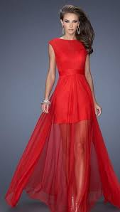images about Prom Dress Ideas on Pinterest   Sherri hill     Red Dress Red Dresses