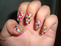 strawberry nails 1000 ideas about easy toenail designs on