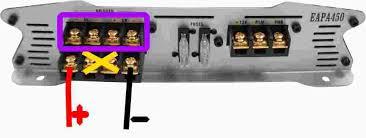 --------como instalar tu amplificador a tu carro---------