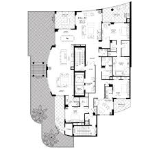 Penthouse Floor Plans Luxury Homes In Florida Penthouse For Sale