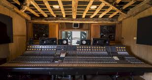 residential recording studio monnow valley studio uk