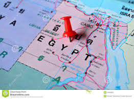 Map Egypt Map Of Egypt Royalty Free Stock Image Image 31363046