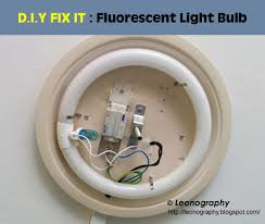 troubleshooting fluorescent light leonography
