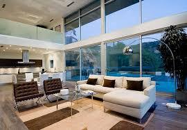 Minimalist Modern House Design By Steve Kent Interior Design - Minimalist living room designs