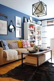astonishing blue living room ideas grey dark blue wall color white