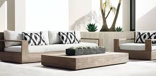 Modern Outdoor Sofa by Furniture Collections Rh