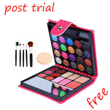 online shop glimpse travel beginner makeup eyeshadow palette set