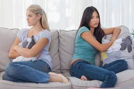 lesbian break up Michele O Mara