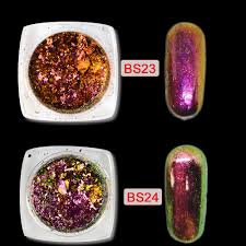 pigment with chameleon effect for nail art favorite e store