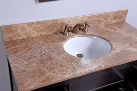 Cheap Bathroom Vanities With Tops by Legion 48 Inch Contemporary Bathroom Vanity Cherry Brown Finish
