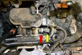volkswagen golf gti mk v oil pressure switch replacement 2006