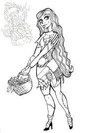 happy late halloween sally by mermaid kalo on deviantart
