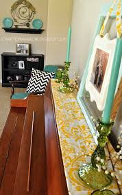 Music Home Decor by Home Decor With A Simple Diy Piano Top Runner Craft O Maniac