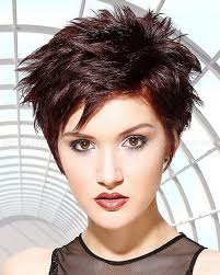 short spiky haircuts u0026 hairstyles for women 2018 page 3 of 10