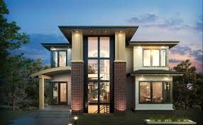 plan 64100cal exclusive 3 level modern home plan modern house