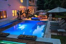landscaping ideas around inground pool for modern pool u2013 easy