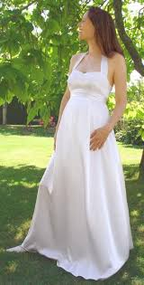 Special Maternity Wedding Dress