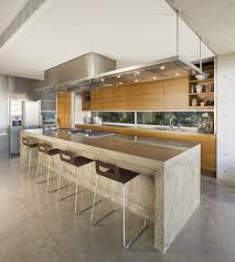 kitchen 10 creations of kitchen islands with futuristic
