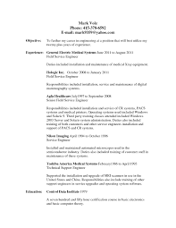power plant electrical engineer resume sample resume samples for service engineers frizzigame field service engineer sample resume what should i include in my