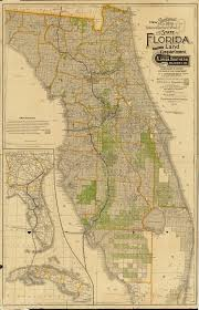 Boca Grande Florida Map by Florida Memory Sectional Map Of Florida 1888 East And