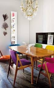Retro Dining Room Set Retro Dining Room Designs That You Can Copy