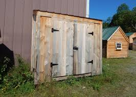 Free Wooden Garbage Box Plans by Garbage Bin Storage Wooden Garbage Bin Jamaica Cottage Shop