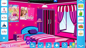 Home Decoration Games Barbie Room Decoration Game Games For Girls An Boys Cartoons And