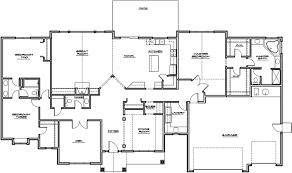 Garbett Homes Floor Plans Rambler Floor Plans Floor Plans Pacific Coast Construction Group