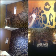 cheetah wall for bedroom my best friend posted this home cheetah wall for bedroom my best friend posted this