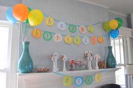 1st Birthday Decoration Ideas At Home Evan U0027s Second Birthday Decorations Bebehblog