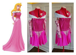 Aurora Halloween Costume Custom Princess Aurora Disney Sleeping Beauty Inspired Running