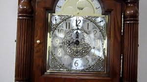 Grandmother Clock Grandfather Clock Youtube
