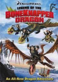 Cómo entrenar a tu dragón: La leyenda del dragón BoneKnapper (2010)