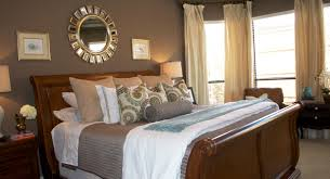 Bedroom Ideas With Blue And Brown Opulent Master Bedroom Decorating Ideas With Black Furniture And