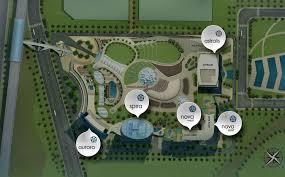 supertech astralis site plan office space on noida expressway