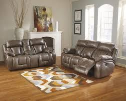 Ashley Furniture Loveseat Recliner Ashley Furniture Loral Sable Reclining Living Room Group Ahfa