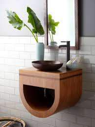 Bathroom Wall Shelving Ideas by Big Ideas For Small Bathroom Storage Diy