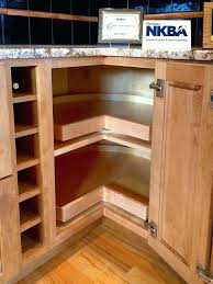 Blind Corner Kitchen Cabinet by Kitchen Corner Cabinet Storage Solutions Kitchen Corner Cupboard