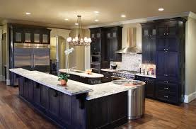 Maple Kitchen Cabinets Kitchen Contemporary Maple Kitchen Cabinets In Black With White
