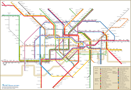 Mta Info Subway Map by Subway Map Design My Blog